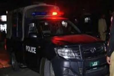 کراچی: پرانی سبزی منڈی میں سرچ آپریشن،پولیس