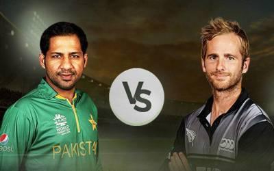 پاکستان اور نیوزی لینڈ کے درمیان دوسرا ون ڈے انٹرنیشنل کرکٹ میچ کل کھیلا جائیگا۔