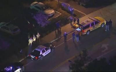 امریکی ریاست کیلیفورنیا میں شراب خانے کے باہر فائرنگ، متعدد افراد زخمی