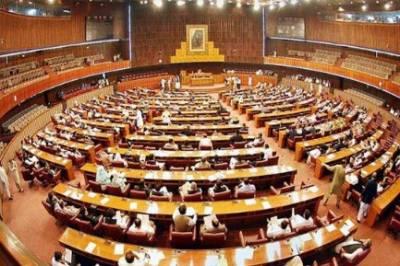 حکومت اور اپوزیشن میں قومی اسمبلی میں ضابطہ اخلاق کمیٹی بنانے پر اتفاق ہو گیا