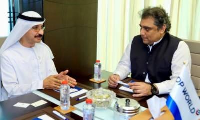 پاکستان اور متحدہ عرب عمارات کا میری ٹائم کے شعبے میں باہمی تعاون بڑھانے پر اتفاق
