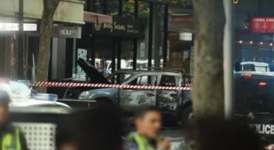 آسٹریلیا : میلبرن میں چاقو بردار شخص کا راہگیروں پر حملہ، ایک شہری ہلاک دو شدید زخمی
