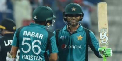دوسرا ون ڈے،پاکستان نے نیوزی لینڈ کو 6 وکٹوں سے ہرا دیا
