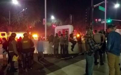 امریکی ریاست کیلیفورنیا کے بار میں فائرنگ کرنیوالا سابق فوجی نکلا