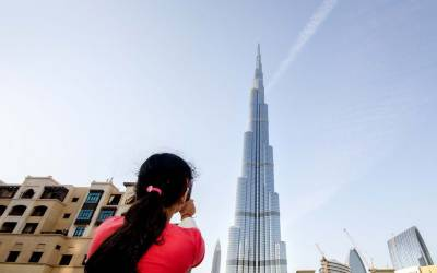متحدہ عرب امارات کے 82 فیصد باشندے موبائل استعمال کرتے ہیں