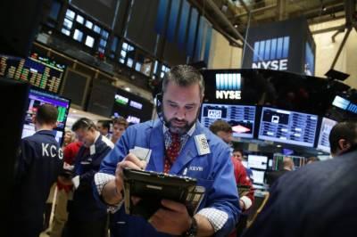 امریکی سٹاک مارکیٹ میں مندی
