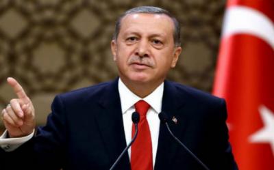 ترک صدر کا 103 فوجی افسران اور اہلکاروں کی گرفتاری کا حکم