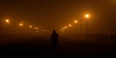 بھارت: دارالحکومت نئی دہلی کی فضا بری طرح آلودہ