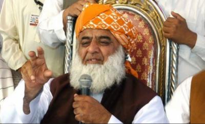 حکومت کو مہلت دینا جعلی الیکشن قبول کرنے کے مترادف، فضل الرحمان