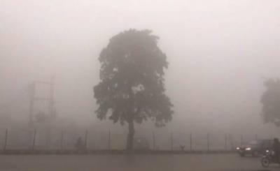 سموگ کا راج، سانس لینا دوبھر، گلے اور آنکھ کے امراض عام