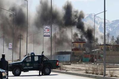 کابل:خودکش دھماکے میں 6افراد ہلاک اور 10 زخمی
