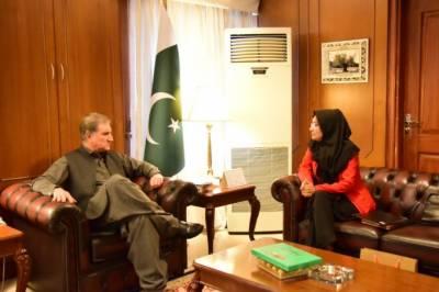 عافیہ صدیقی کی رہائی کے لئے آپشنز زیر غو