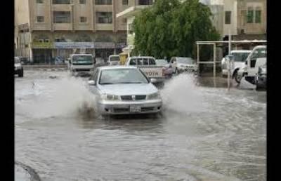 سعودی عرب، کویت، اردن میں طوفانی بارشوں اور سیلاب سے تباہی، درجنوں افراد جاں بحق
