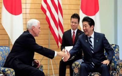 جاپان اور امریکا کے درمیان شمالی کوریا کے معاملے پر تعاون کےلئے اتفاق
