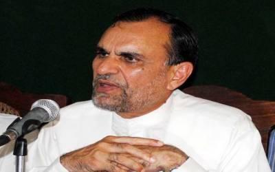مس کنڈکٹ کا معاملہ: وفاقی وزیر سینیٹر اعظم سواتی جے آئی ٹی کے سامنے پیش، بیان ریکارڈ کرا دیا۔