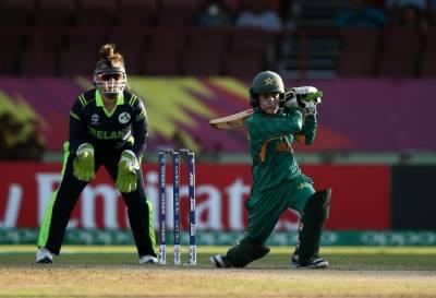 ویمنز ورلڈ ٹی ٹونٹی کپ: پاکستان نے آئرلینڈ کو ہرا کر سیمی فائنل میں پہنچنے کی امید باقی رکھ لی۔