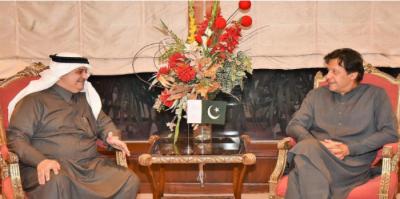 وزیراعظم اورسعودی سفیرکاباہمی دلچسپی کے امور پرتبادلہ خیال