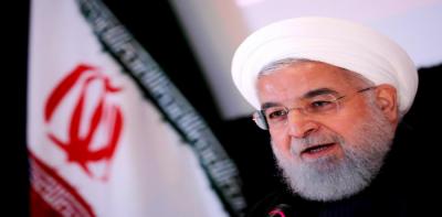 امریکہ کا ایران پر دوبارہ پابندیاں عائد کرنا غلط راستے کا انتخاب ہے، ایرانی صدر