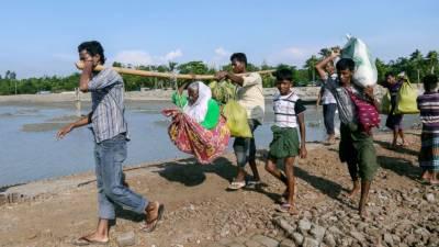 بنگلہ دیش نے روہنگیا مہاجرین کی واپسی منسوخ کر دی۔