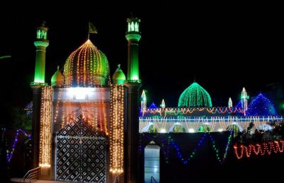 عید میلاد النبی ﷺ کی تیاریاں