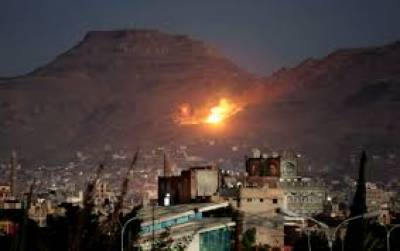 سعودی عسکری اتحاد کا فضائی حملہ، 10 عام شہری ہلاک