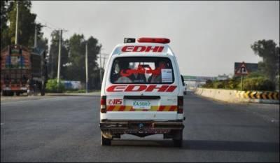 شہداد کوٹ: ایم این اے کے سکواڈ کی ٹکر، 2ہلاک،1زخمی