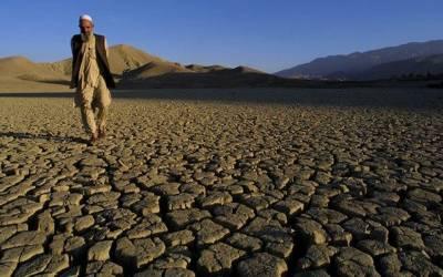 بلوچستان: بارشیں نہ ہونے سے خشک سالی میں اضافہ