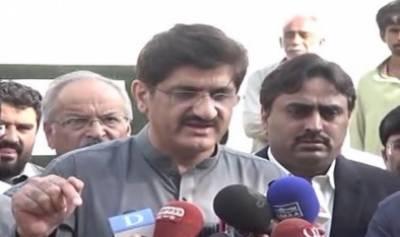 کراچی میں فرانزک لیب کے قیام کیلئے زمین حاصل کرلی گئی ہے:وزیراعلیٰ سندھ مراد علی شاہ