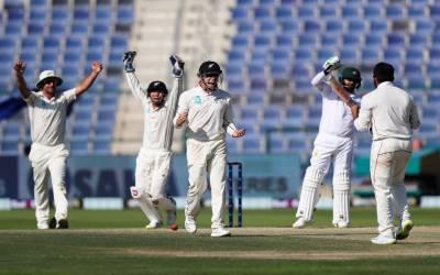 پاکستان اور نیوزی لینڈ کے درمیان دوسرا کرکٹ ٹیسٹ میچ 24 نومبر سے شروع ہوگا۔