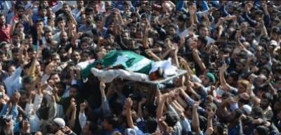 مقبوضہ کشمیرمیں بھارتی فوجیوں کہ ریاستی دہشتگردی ،ضلع بڈگام میں 2 نوجوان شہید