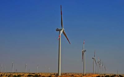 جھم پیر میں ہوا کی مدد سے سستی توانائی کے حصول کو یقینی بنانے کے لئے 23 منصوبے مکمل