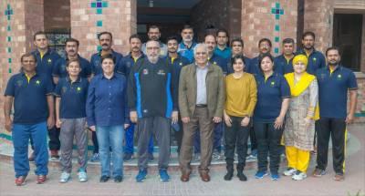 پی سی بی ویمن ونگ کے زیر اہتمام تین روزہ پہلا زونل سٹاف سیمینار نیشنل کرکٹ اکیڈمی لاہور میں اختتام پذیر