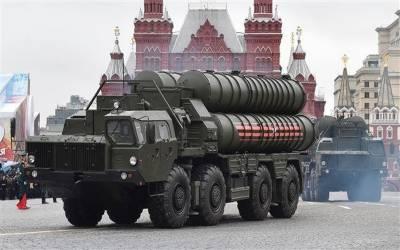 روس کاکریمیا میں مزید ایس 400 میزائل نصب کرنے کا اعلان