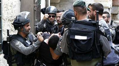 اسرائیل میں یہودیوں کا لازمی فوجی تربیت کیخلاف مظاہرہ،