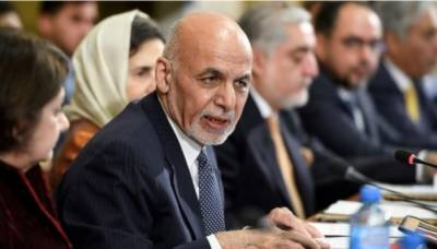 افغان صدر نے طالبان سے مذاکرات کے لیے 12 رکنی کمیٹی تشکیل دے دی