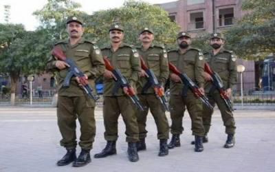 پنجاب بھر میں دہشتگردی کا خدشہ، سکیورٹی ہائی الرٹ جاری