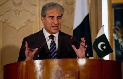 مشرقی اور مغربی سرحد پر امن حکومت کی خواہش ہے، شاہ محمود قریشی