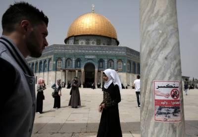 اسرائیل نے مسجد اقصی کے اطراف میں مزید خفیہ کیمرے لگا دئیے
