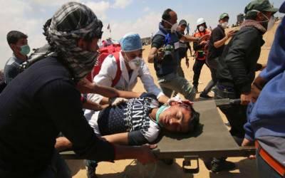 غزہ میں زخمیوں کی زندگیاں سنگین خطرے میں ہیں۔ عالمی ادارے کا انتباہ