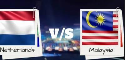 ہاکی ورلڈ کپ: نیدرلینڈز نے ملائیشیا کو0۔7سے ہرا دیا