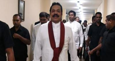 سری لنکن عدالت نے وزیراعظم راجا پاکسے کے اختیارات کو عارضی طور پر معطل کردیا