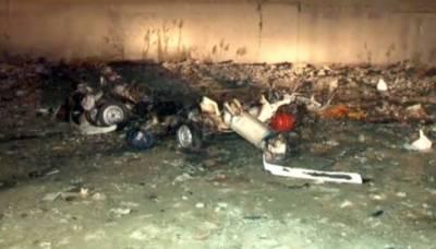 کراچی: ڈیفنس کار بم دھماکے کا مقدمہ نامعلوم افراد کیخلاف سی ٹی ڈی تھانے میں درج