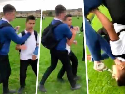 شامی بچی اسکول میں مقامی طلبا کے ہاتھوں مار پیٹ کا واقعہ انتہائی شرمناک ہے۔ ساجد جاوید