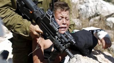 ماہ نومبر میں اسرائیلی فوج کے ہاتھوں بچوں اور خواتین سمیت 295 فلسطینی گرفتار