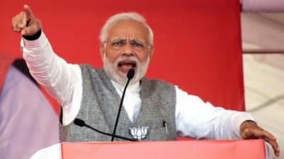 نریندرمودی کی کرتار پور صاحب کولے کربھارت ہی کے بانی گاندھی اور کانگریس پرکھل کر تنقید