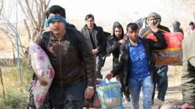 جرمن حکام کا ایک بار پھر افغان مہاجرین کو ملک بدر کرنے کا فیصلہ