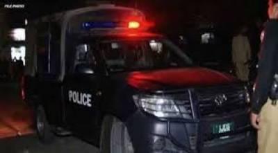 کراچی: پولیس کی مختلف علاقوں میں کارروائیاں، 25 ملزمان گرفتار، اسلحہ برآمد