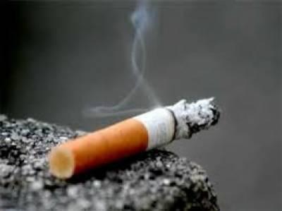 حکومت نے سگریٹ پینے والوں پر گناہ ٹیکس لگانے کا فیصلہ کرلیا