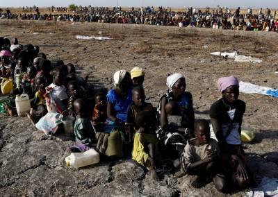 تنازعات، خانہ جنگی اور قدرتی آفات سے متاثرہ افراد کی تعداد بڑھ رہی ہے۔ اقوام متحدہ