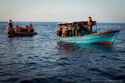 لیبیا کے ساحل پر کشتی ڈوبنے سے 3 خواتین سمیت 15 غیرقانونی تارکین ہلاک